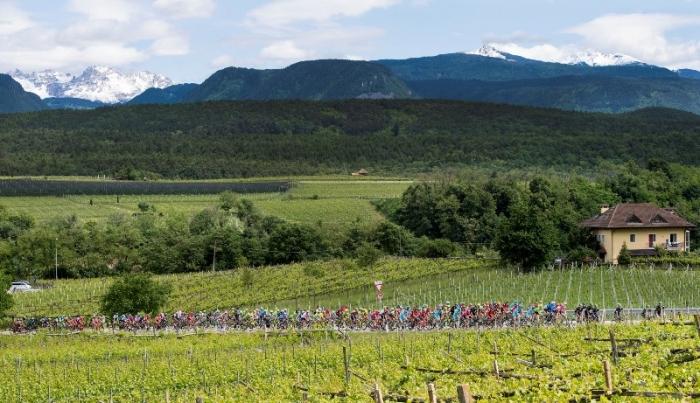 Джиро д'Италия-2016. Результаты 16 этапа