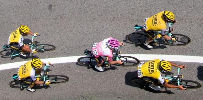 Джиро д'Италия-2016. Результаты 17 этапа