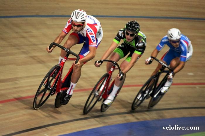 «Олимпийская галерея»: Алексей Курбатов, велоспорт-трек, сборная России