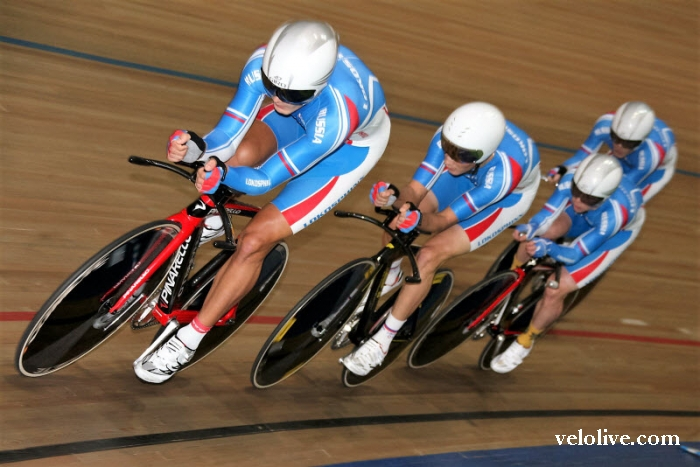«Олимпийская галерея»: Дмитрий Страхов, велоспорт-трек, сборная России