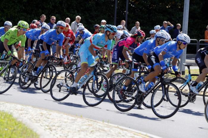 """Итоги Giro d'Italia-2016 - успех """"Газпром-РусВело"""" на первой супермногодневной гонке в истории команды"""