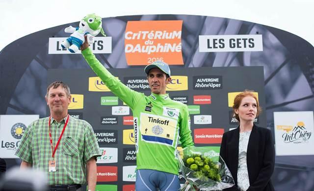 """Альберто Контадор: """"Моя цель остаётся прежней - подготовка к Тур де Франс-2016"""""""