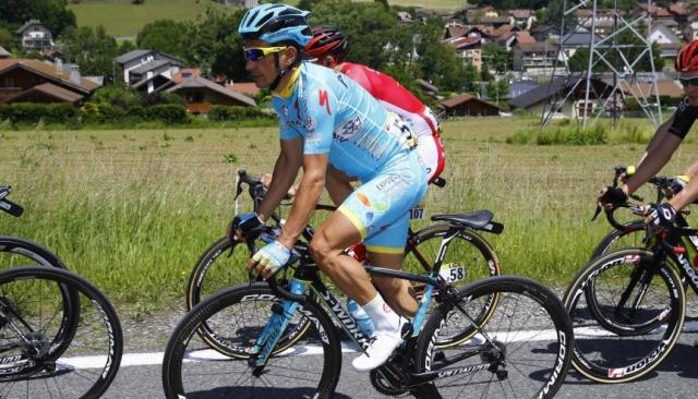 Дмитрий Фофонов и Паоло Тиралонго о 1-м этапе Criterium du Dauphine-2016