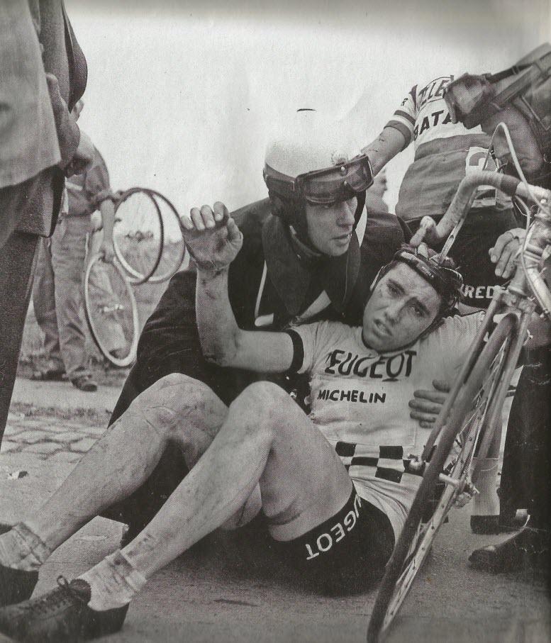 Легенды велоспорта: По дороге Эдди Меркса. Часть 6, «Завалы»