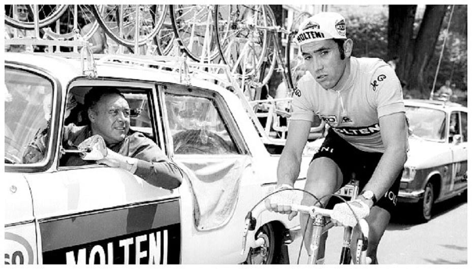 Легенды велоспорта: По дороге Эдди Меркса. Часть 7, «Спортивныйдиректор»