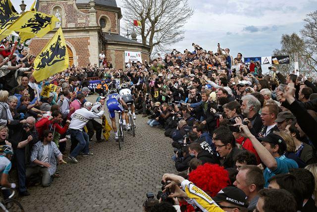Muur van Geraardsbergen возвращается на Tour of Flanders в 2017 году, Photo © Tim Heirman