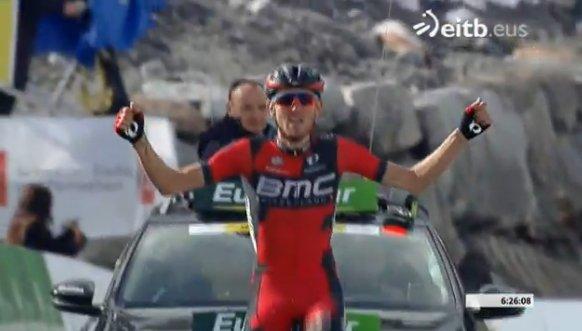 Tejay Van Garderen (BMC) – победитель 7-го этапа Tour de Suisse-2016