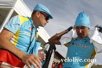 «Олимпийская галерея»: Сергей Лаврененко, велоспорт, массажист, сборная Казахстана