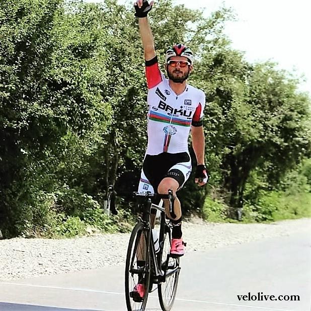 «Олимпийская галерея»: Максим Аверин, велоспорт-шоссе, сборная Азербайджана
