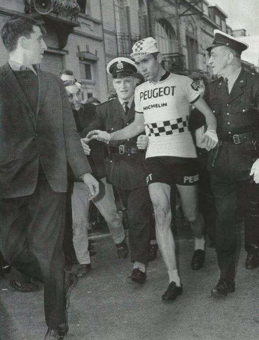 Легенды велоспорта: По дороге Эдди Меркса. Часть 1, «Француз»