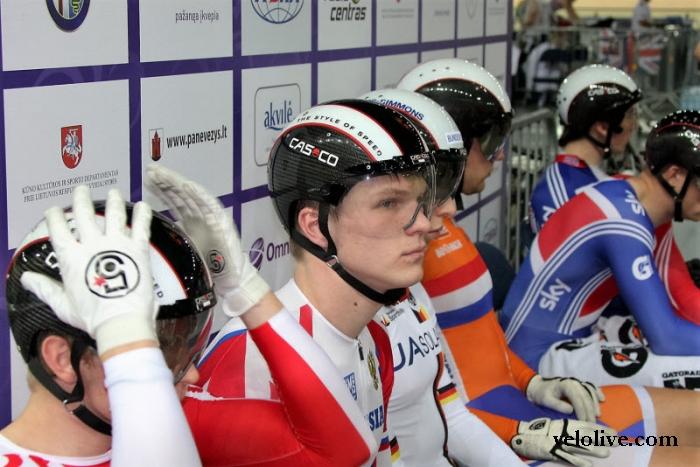 «Олимпийская галерея»: Никита Шуршин, велоспорт-трек, сборная России