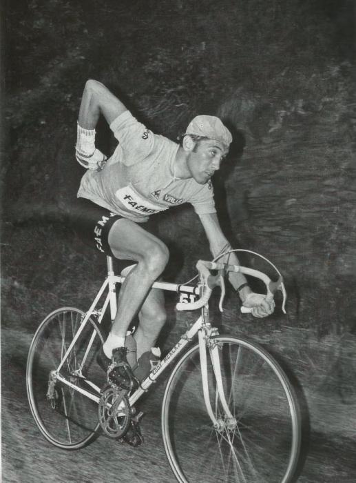 Легенды велоспорта: По дороге Эдди Меркса. Часть 4, «Смелый отрыв»