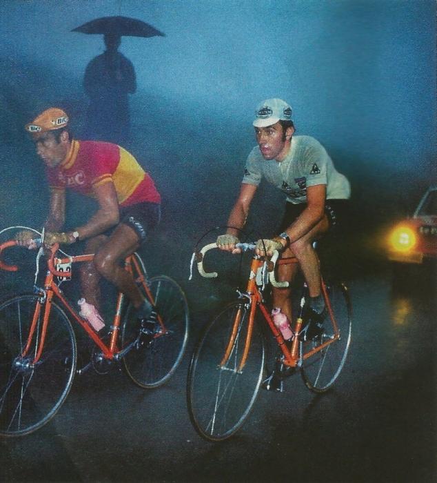 Легенды велоспорта: По дороге Эдди Меркса. Часть 5, «Соперник»