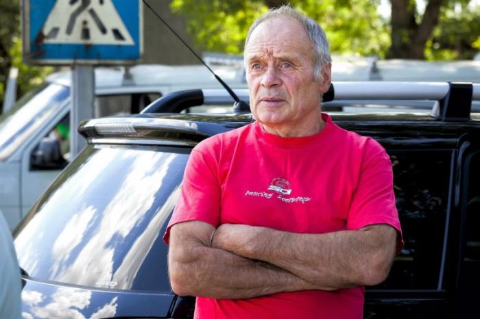 «Олимпийская галерея»: Аскольд Гривко, велоспорт шоссе, тренер, Украина