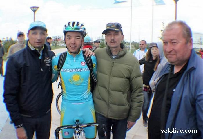 «Олимпийская галерея»: Бахтияр Кожатаев, велоспорт-шоссе, сборная Казахстана