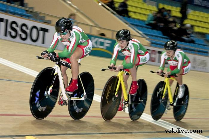«Олимпийская галерея»: Татьяна Шаракова, велоспорт-трек, сборная Беларуси