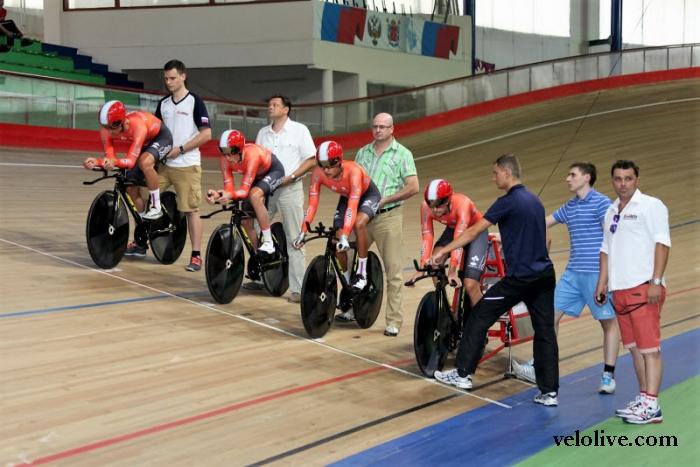 «Олимпийская галерея»: Алексей Марков, велоспорт-трек, тренер, сборная России
