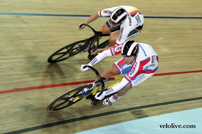 «Олимпийская галерея»: Денис Дмитриев, велоспорт-трек, сборная России. Часть 1