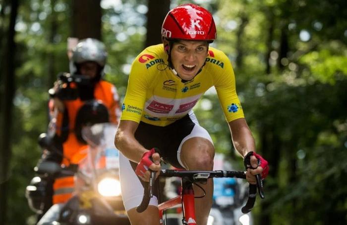 Рейн Таарамяэ упрочил лидерство после индивидуальной гонки на Туре Словении-2016