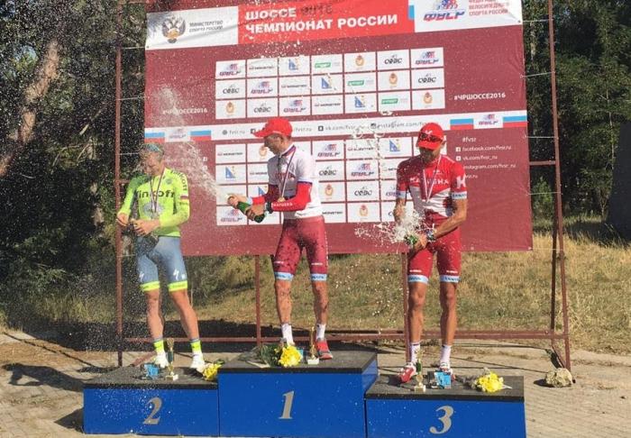 Сергей Чернецкий – новый чемпион России в «разделке»