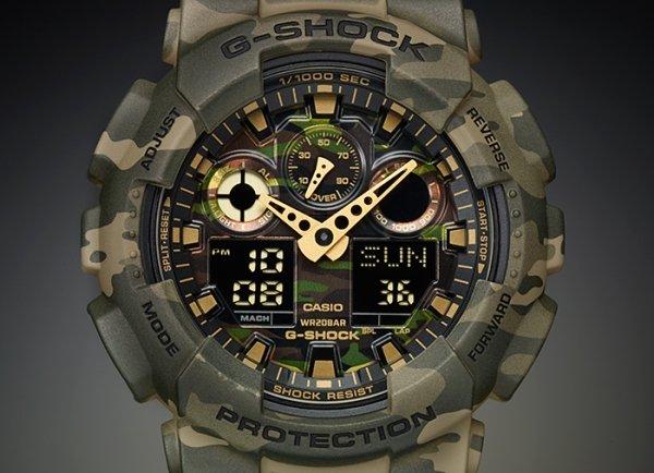 Мощь и сила Casio G-Shock