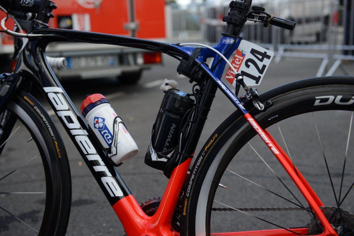 Видеокамеры на велосипедах. Тур де Франс-2016, 1 этап