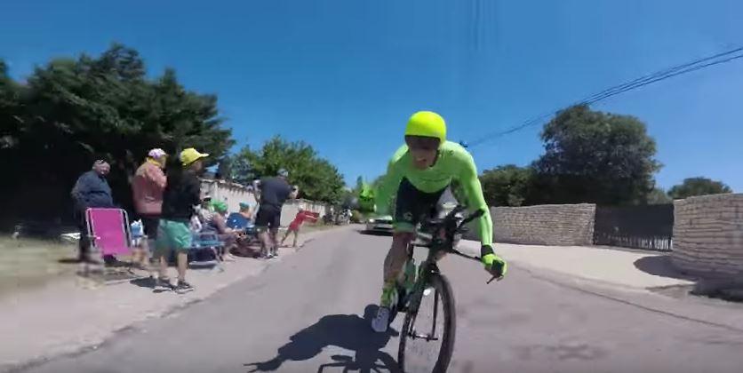 Видеокамеры на велосипедах. Тур де Франс-2016, 13 этап