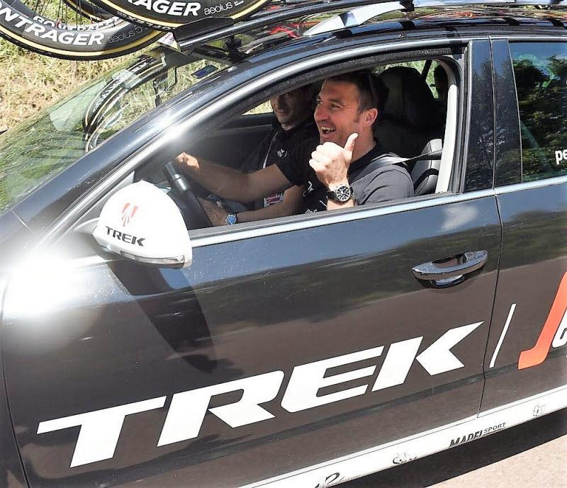 Ярослав Попович: Дневники спортивного директора команды Trek-Segafredo