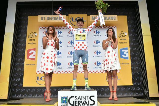 Рафал Майка - капитан команды Bora-Hansgrohe на Тур де Франс-2017