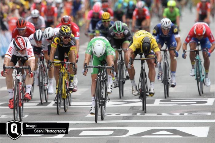 Марк Кэвендиш и Андре Грайпель о 3-м этапе Тур де Франс-2016