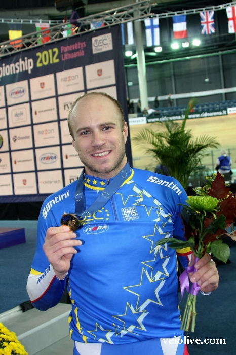 «Олимпийская галерея»: Денис Дмитриев, велоспорт-трек, сборная России. Часть 2