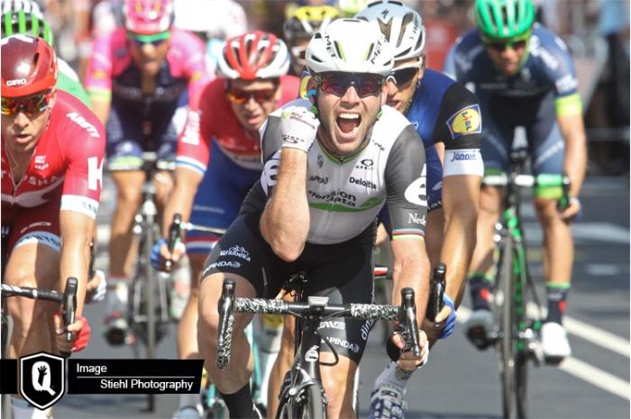 Хет-трик Марка Кэвендиша на Тур де Франс-2016