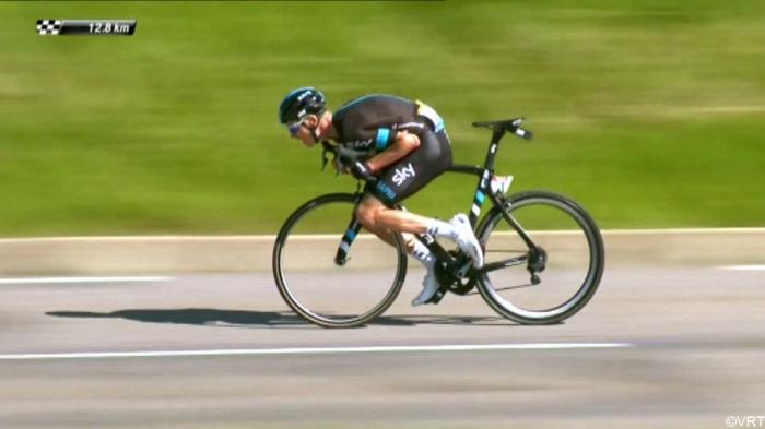Крис Фрум - победитель 8-го этапа Тур де Франс-2016