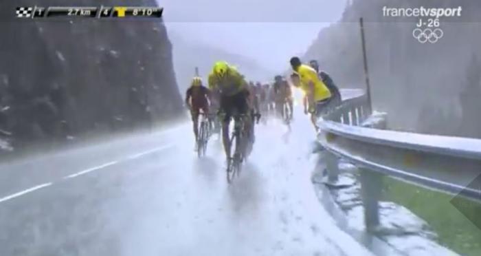 Том Дюмулин - победитель 9-го этапа Тур де Франс-2016