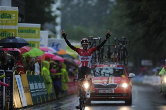 Тим Велленс - победитель 5-го этапа Тура Польши-2016