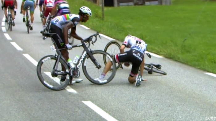 Роман Барде – победитель 19 этапа Тур де Франс-2016