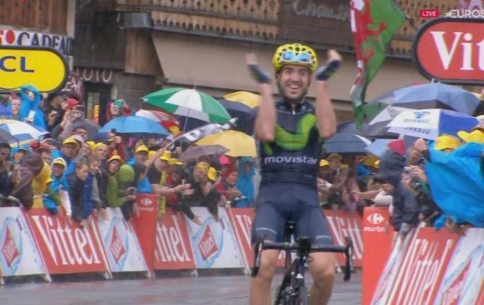 Йон Исагирре- победитель 20-го этапа Тур де Франс-2016