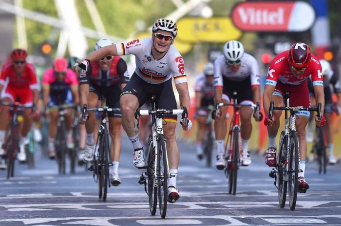 Александр Кристофф – 3-й на последнем этапе, Хоаким Родригес – 7-й в итоговой классификации Тур де Франс-2016