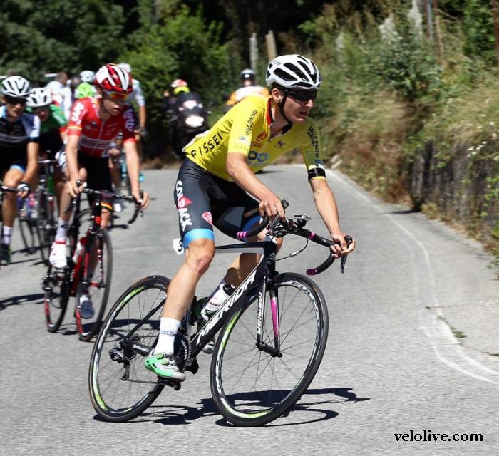 «Олимпийская галерея»: Марк Падун, велоспорт-шоссе, сборная Украины