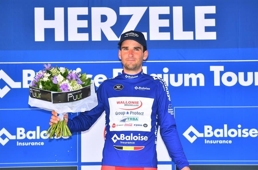 Батист Планкарт - лидер рейтинга Европейского Тура переходит в команду KATUSHA