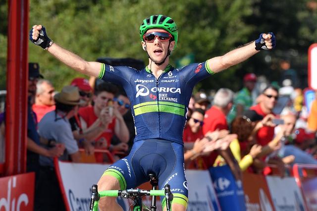 Страницы истории велоспорта: Вуэльта Испании - 2016
