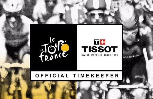 Компания Tissot снова участвует в «Тур де Франс»