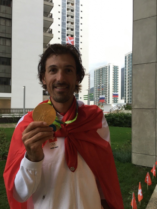 Фабиан Канчеллара – двукратный олимпийский чемпион в разделке
