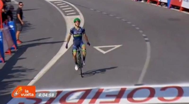 Саймон Йейтс - победитель 6-го этапа Вуэльты Испании-2016