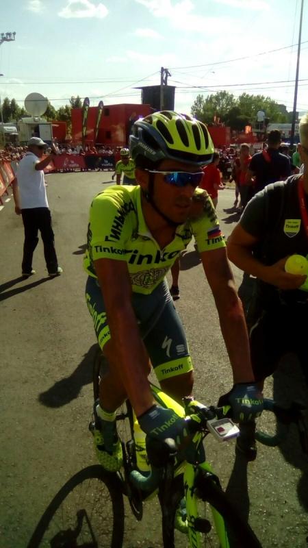 Йонас ван Генехтен- победитель 7 этапа Вуэльты Испании-2016
