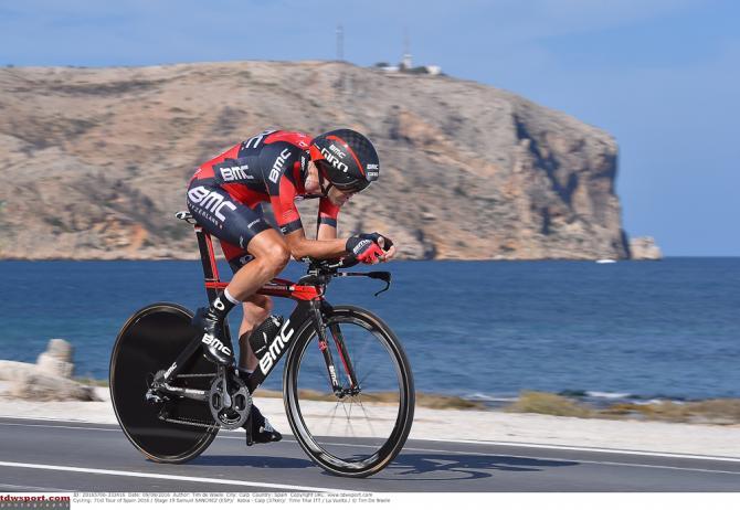 Самуэль Санчес сходит с Вуэльты Испании-2016 за два дня до конца гонки