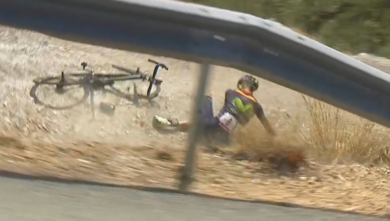 Пьер-Роже Латур - победитель 20-го этапа Вуэльты Испании-2016