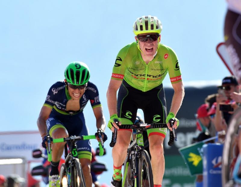 Эндрю Талански и команда Cannondale-Drapac об итогах Вуэльты Испании-2016
