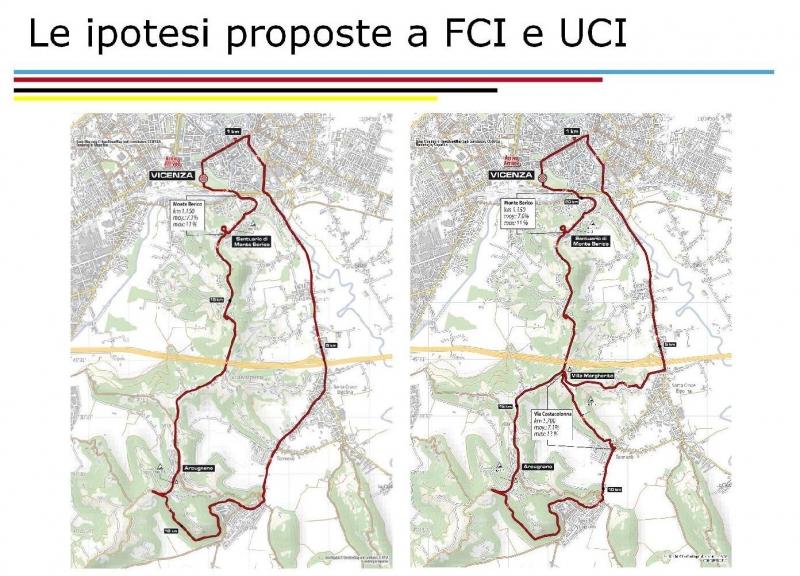 Чемпионат мира-2020 - возможность увидеть скоростные шоссейные велосипеды в Венеции