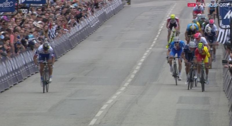Чемпион мира Петер Саган стал чемпионом Европы в групповой гонке